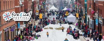 Bracebridge Fire & Ice Festival @ Downtown Bracebridge | Bracebridge | Ontario | Canada