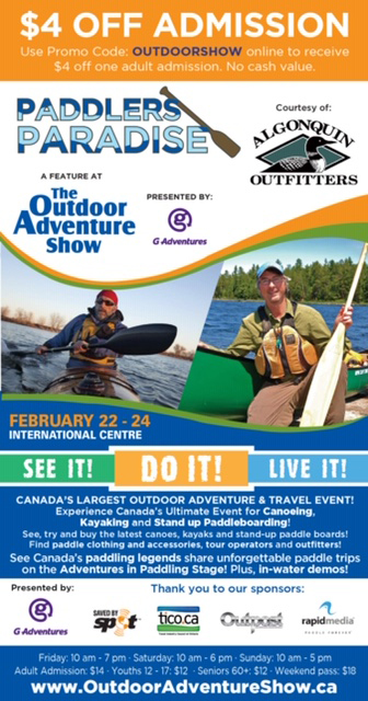 Toronto Outdoor Adventure Show