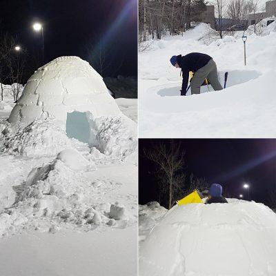 igloo build