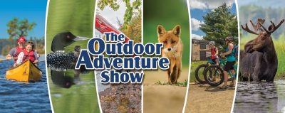 Toronto Outdoor Adventure Show 2020 @ The International Centre | Mississauga | Ontario | Canada