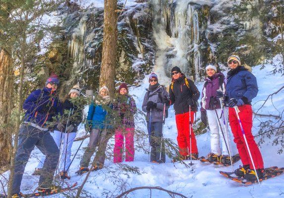 Snowshoe Safari