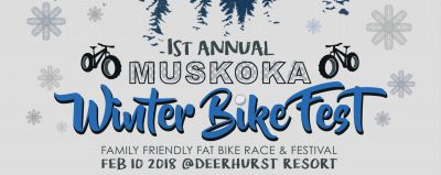 Muskoka Winter Bike Festival