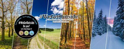#WeGetOutside Twitter Chat @ Online