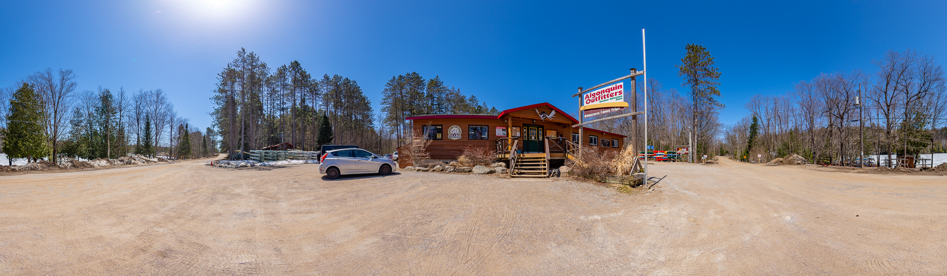 Algonquin Outfitters Oxtongue Lake Store
