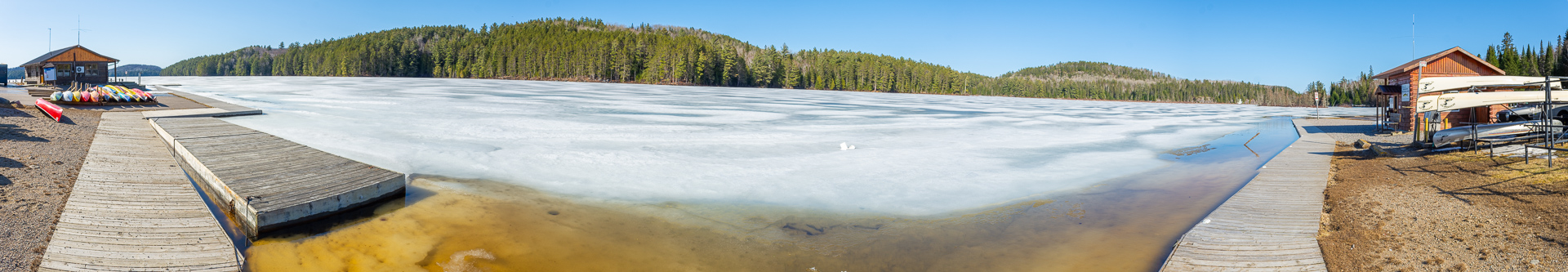 Lake Opeongo, Algonquin Park