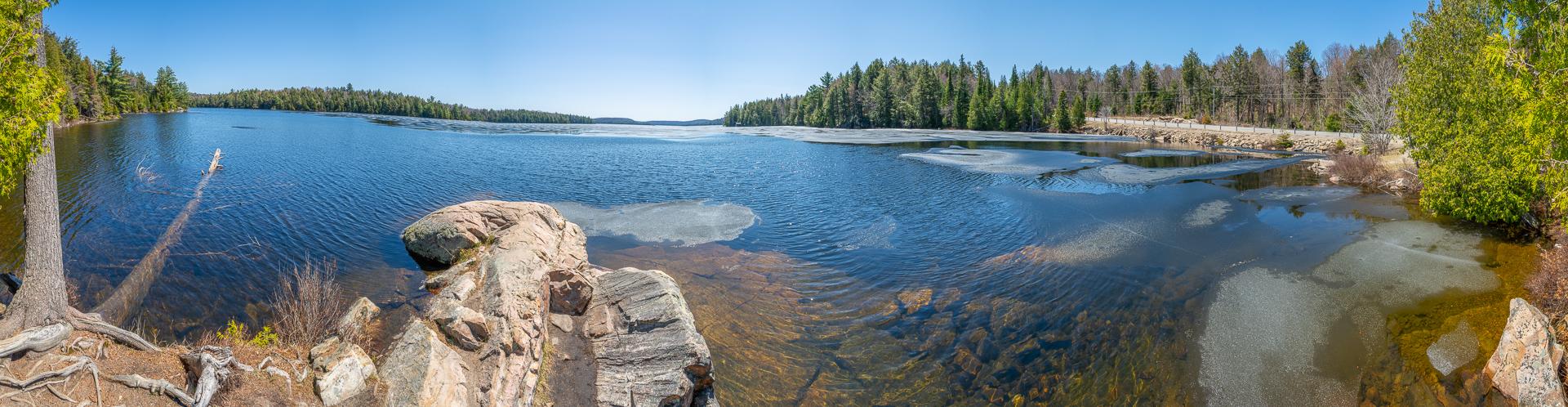 Fisherman's Point Smoke Lake
