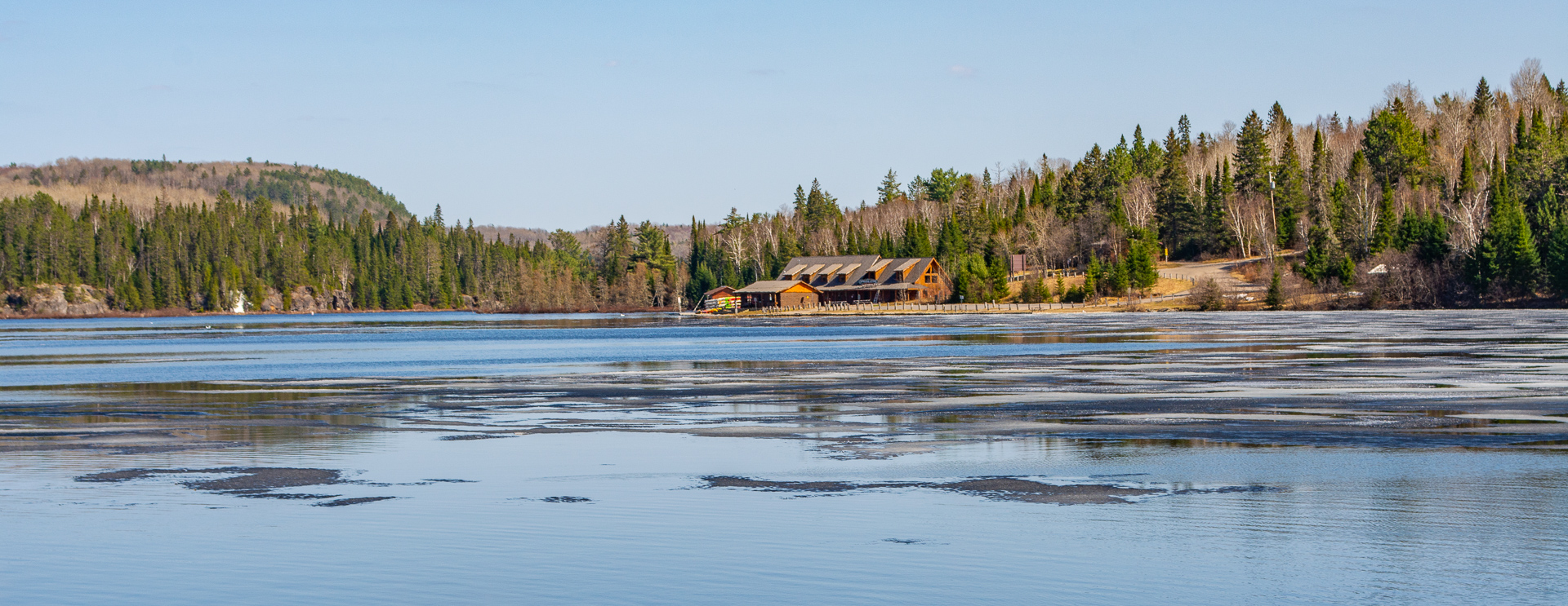 Lake Opeongo, Algonquin Outfitters