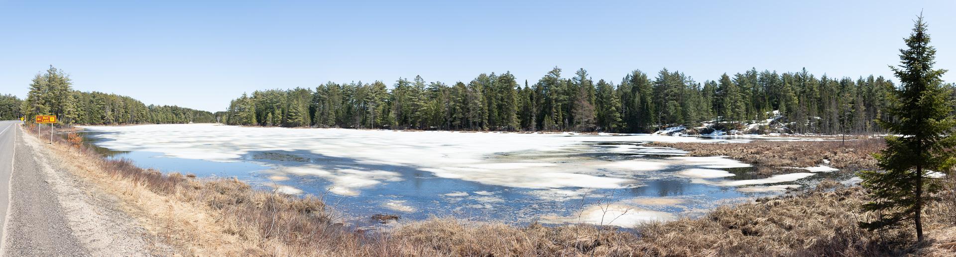 Mew Lake, Algonquin Park
