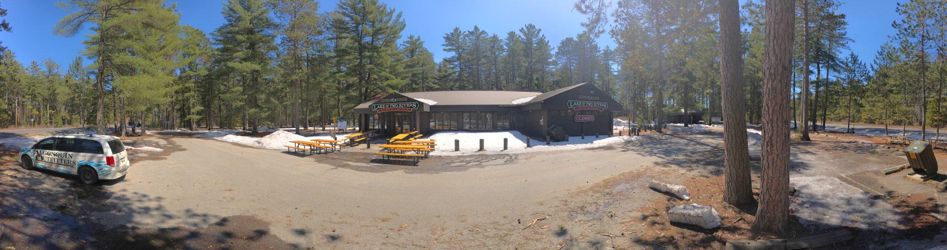 Algonquin Outfitters Lake of Two Rivers Store