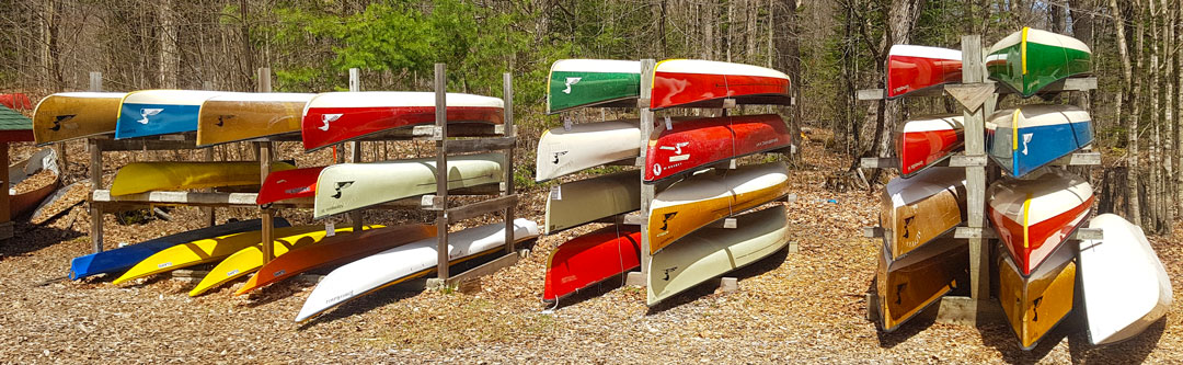 Used Canoes Algonquin Outfitters Your Outdoor Adventure
