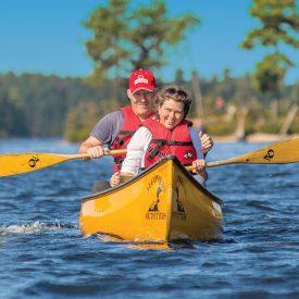 Wanderlust Explore Canoe Trip Conest