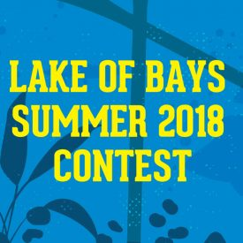 Lake of Bays Summer Contest