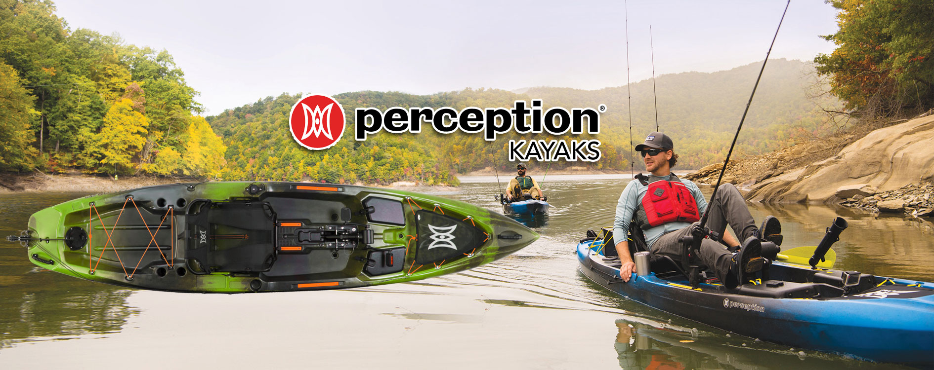 Perception Kayaks | Don't Get Yakked Off - Algonquin Outfitters