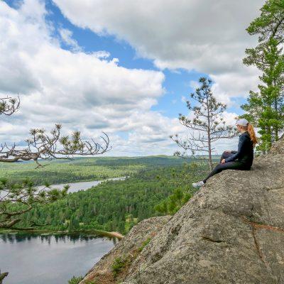 Lauren Craven - Centennial Ridges Algonquin Park