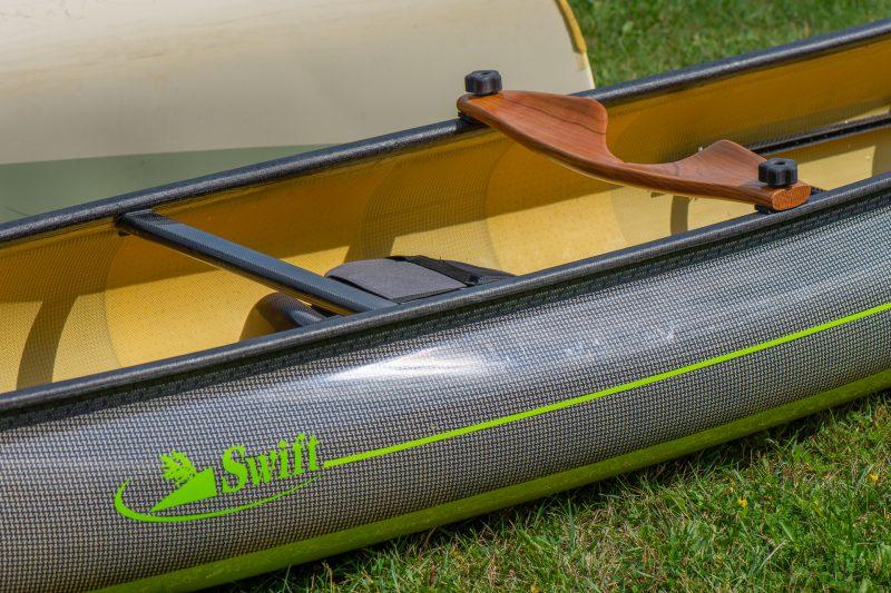 Cruising into Fall - Swift Cruiser Pack Boat - Algonquin