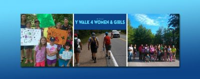Y Walk 4 Women & Girls 2018 @ Muskoka, Ontario