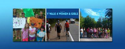 Y Walk 4 Women & Girls 2018 @ Muskoka, Ontario