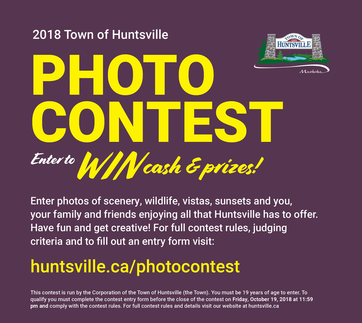Huntsville Photo Contest
