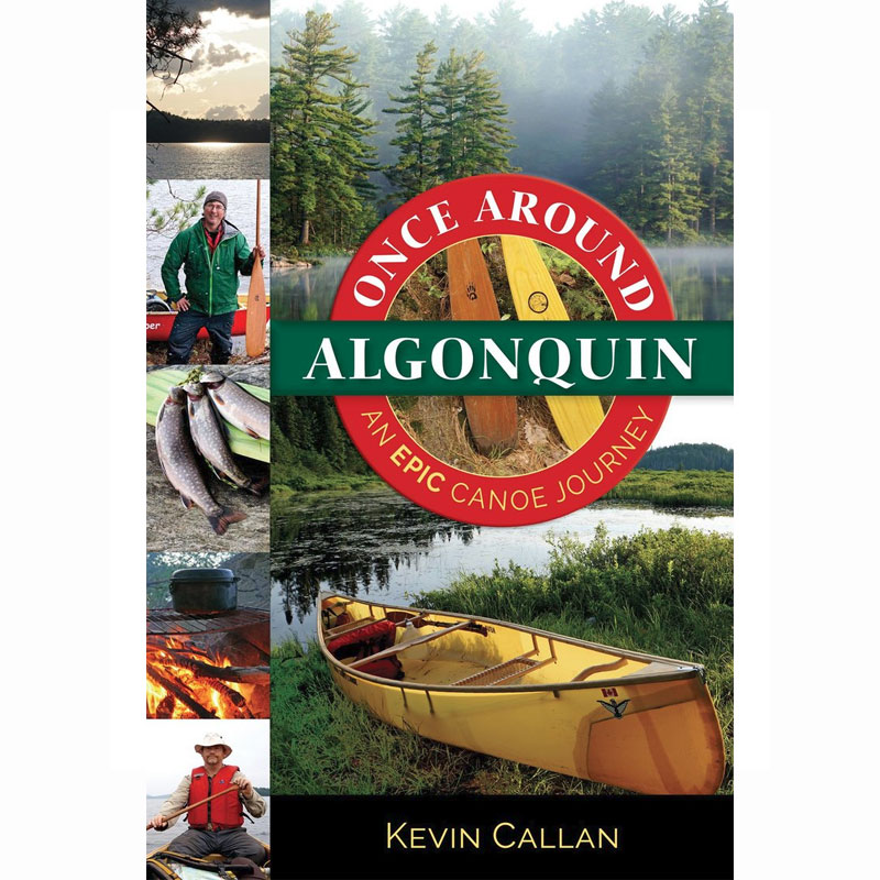 Kevin-Callan-Once-Around-Algonquin-Cover