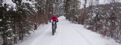 Algonquin Park Fat Biking