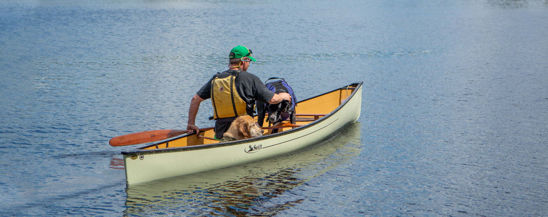 Spring Swift Canoe Sale - Algonquin Outfitters - Your