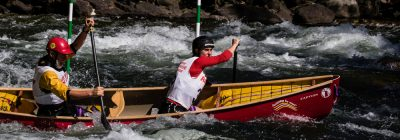2019 Open Canoe Nationals @ Gull River / Minden Whitewater Preserve | Ontario | Canada