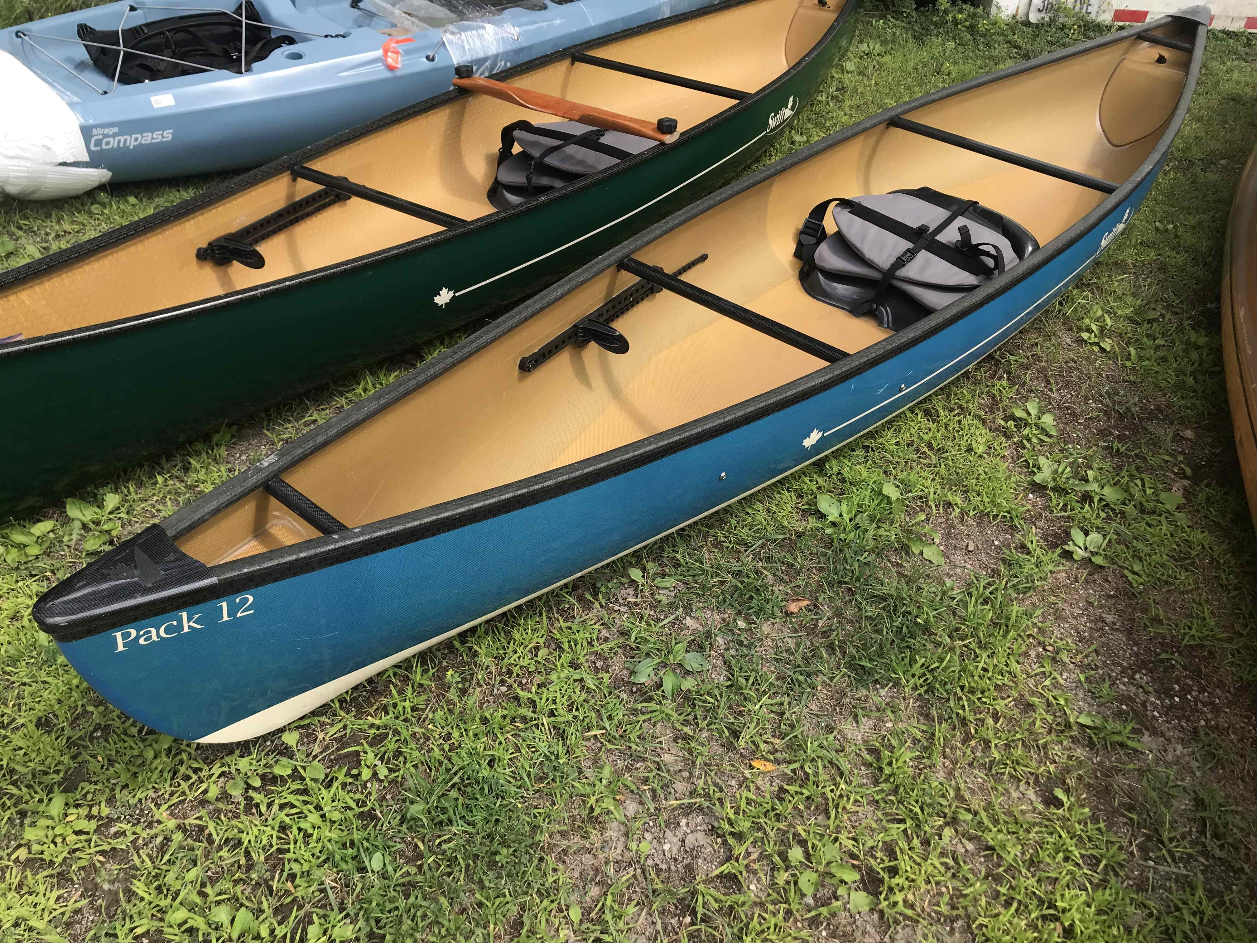 Used Canoe & Demo Clearance - Algonquin Outfitters - Your