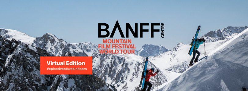 Banff Mountain Film Festival 2020 2021 cover