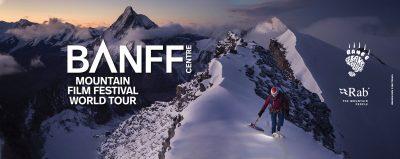 Banff Mountain Film Festival 2020 @ Algonquin Theatre | Huntsville | Ontario | Canada