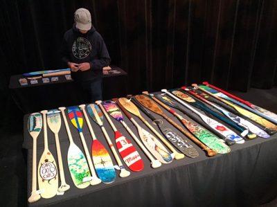 Paddle Art Auction
