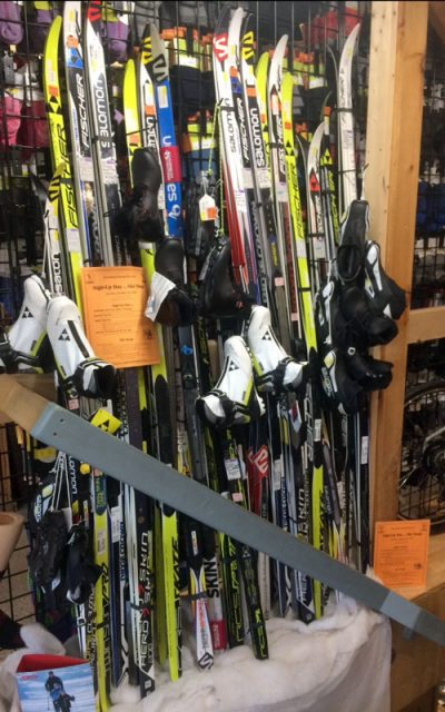 Arrowhead Ski Swap