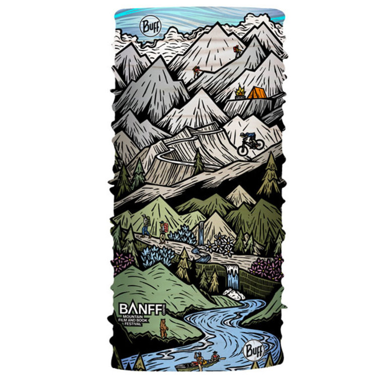 Banff Mountain Film Festival Buff Summer