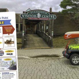 Algonquin Park Fundraising Raffle