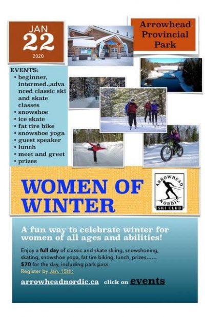 Women of Winter 2020