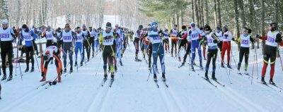 2020 Muskoka Loppet @ Arrowhead Provincial Park | Huntsville | Ontario | Canada