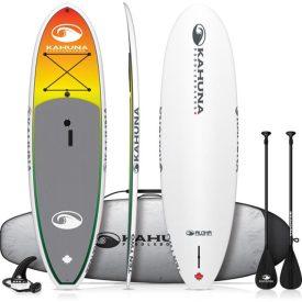 kahuna aloha standup paddleboard