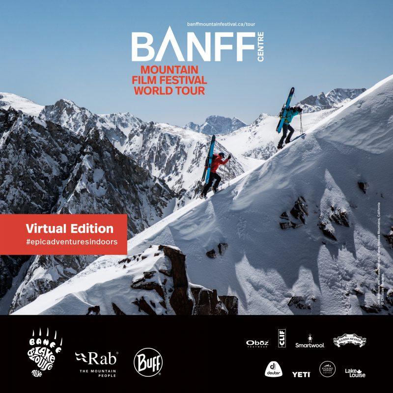 Banff Mountain Film Festival Virtual Edition 2021