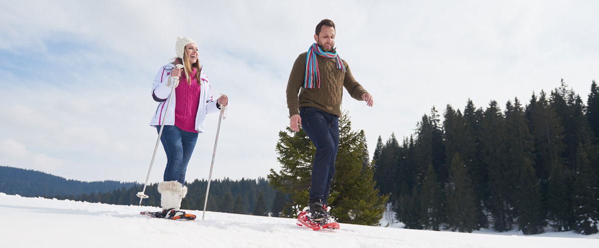 Algonquin Outfitters Huntsville Snowshoe Rentals