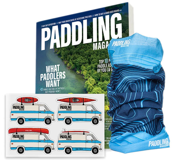 Paddling Magazine Special Offer