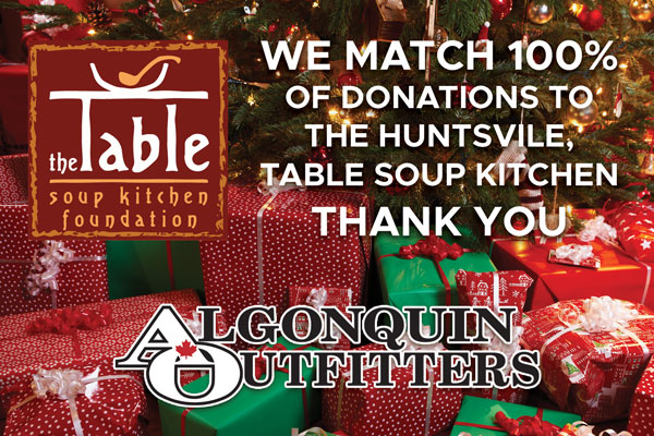 The Table Donations